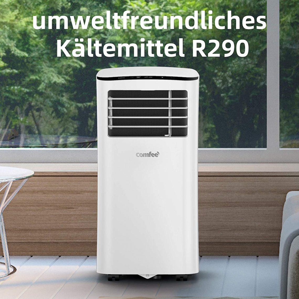 Climatiseur portable Comfee 9000 BTU